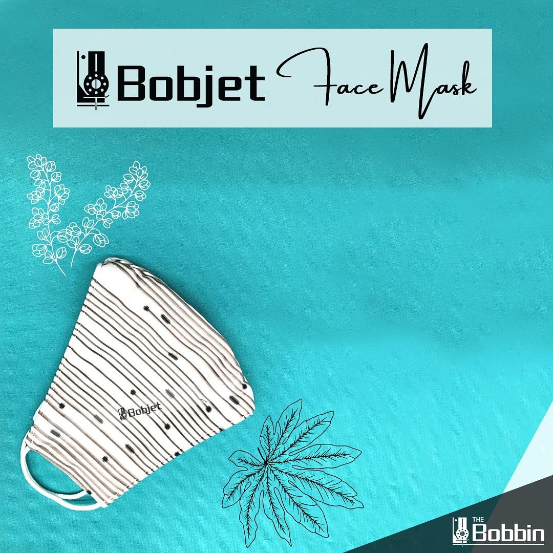 Reusable Printed Face Mask – Bobjet BU02