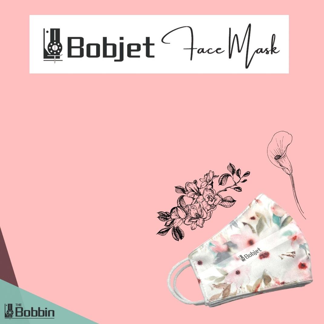 Reusable Printed Face Mask – Bobjet BW03