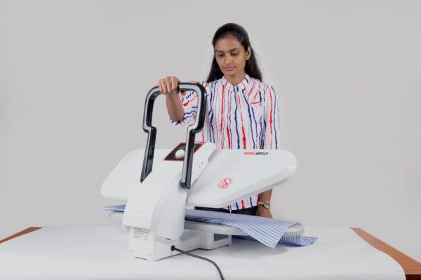 Bobjet Garment Press Machine