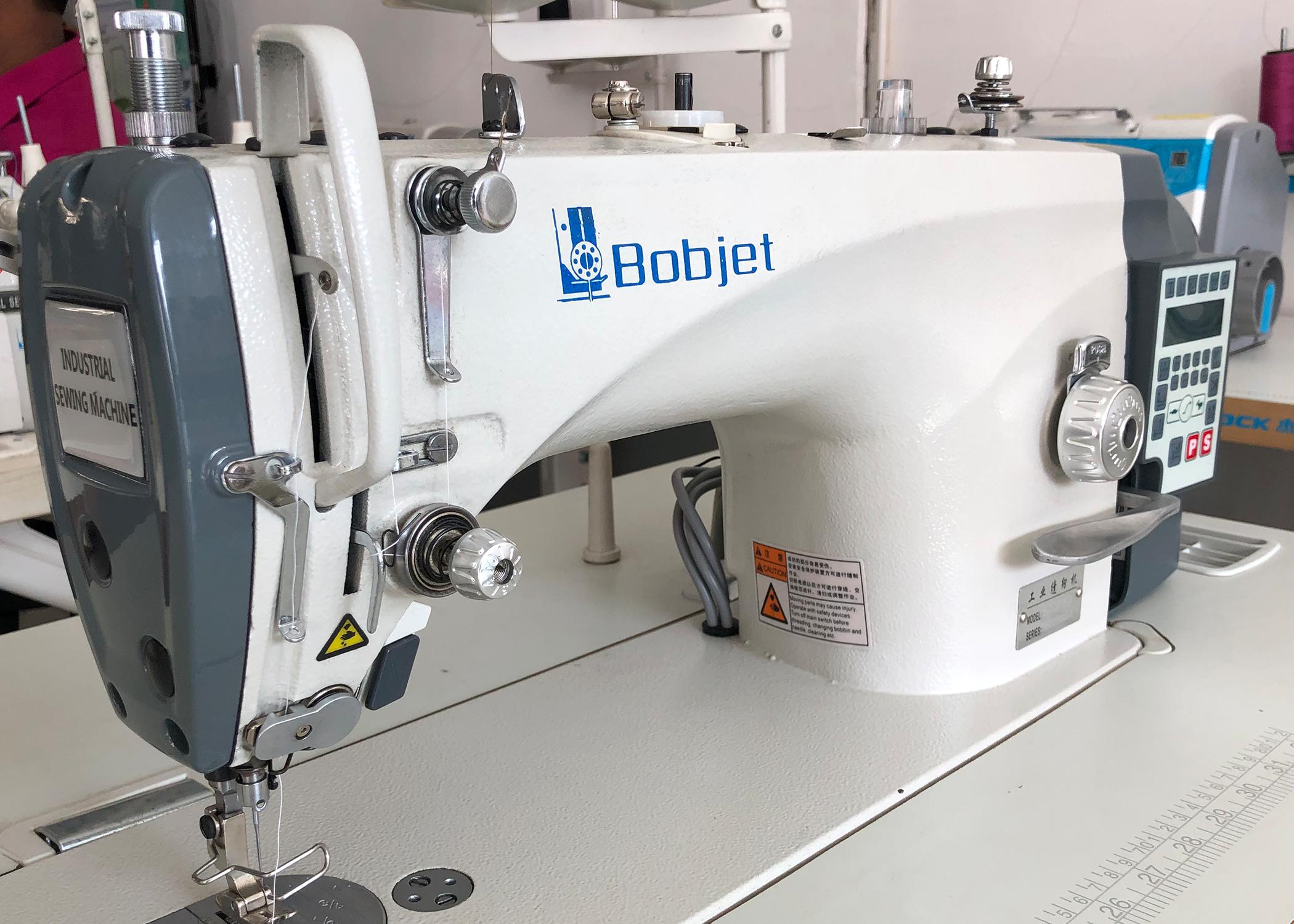 Bobjet Single Needle Direct Drive – Full Option