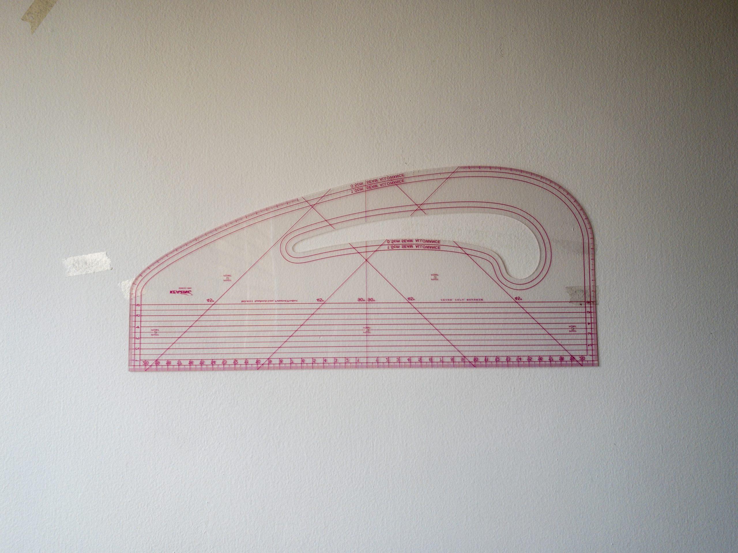 Pattern Master Ruler (6511)