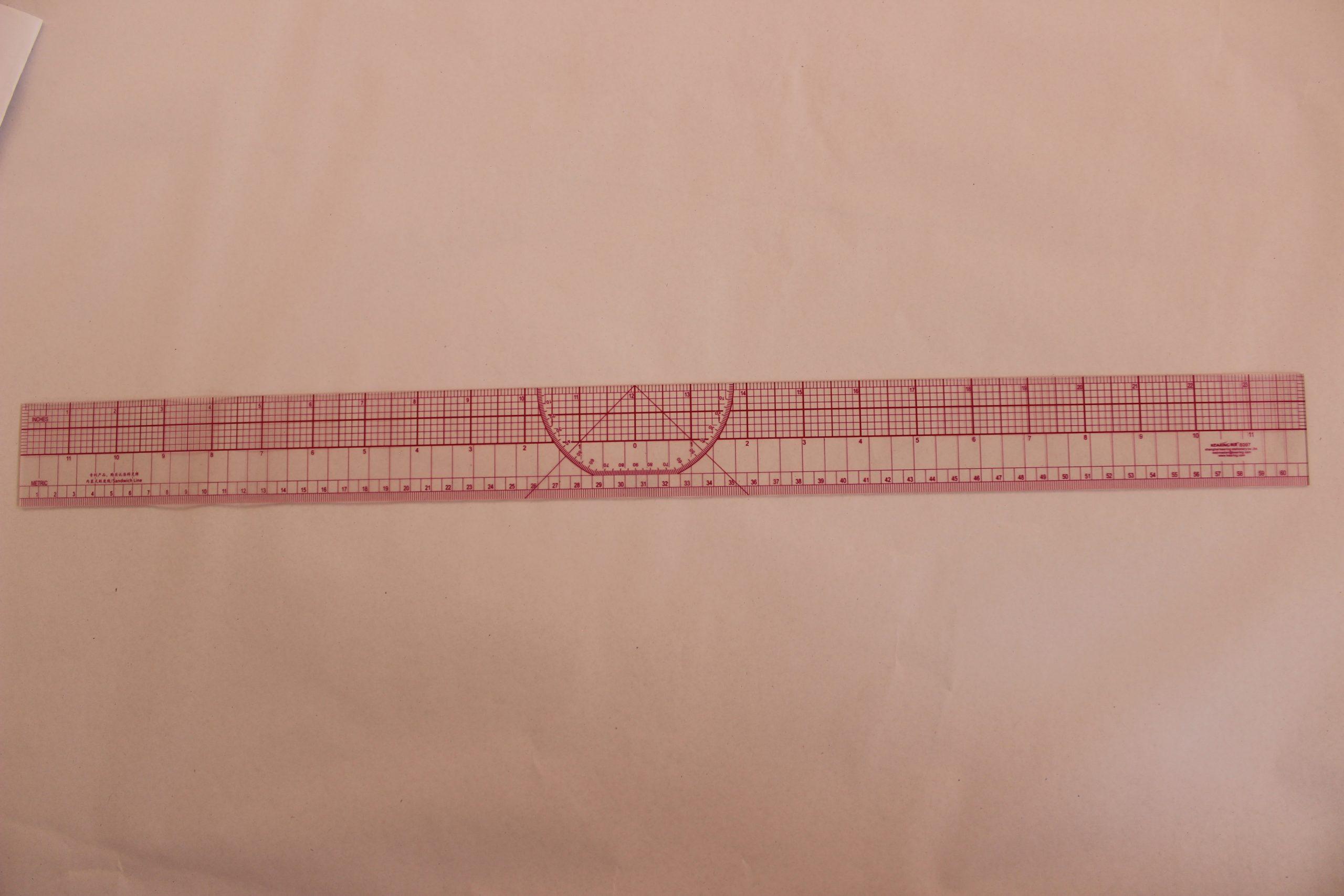 Garment Ruler (8097)