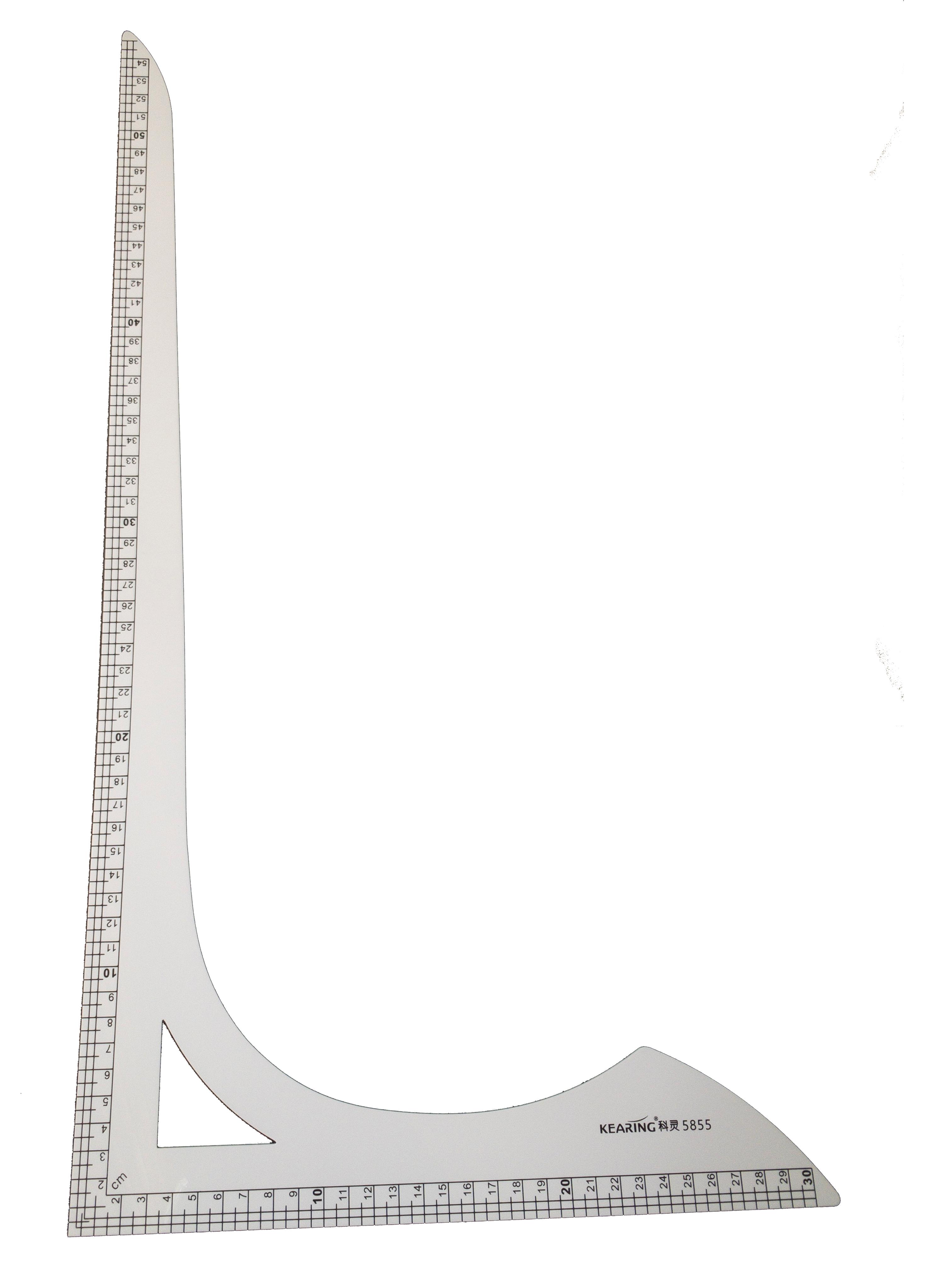 L Square Ruler (5855)